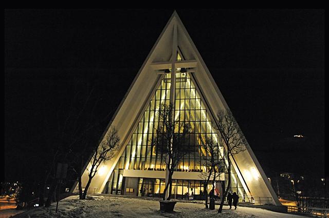 Arctic Cathedral, Tromso, Tromsø, Norway