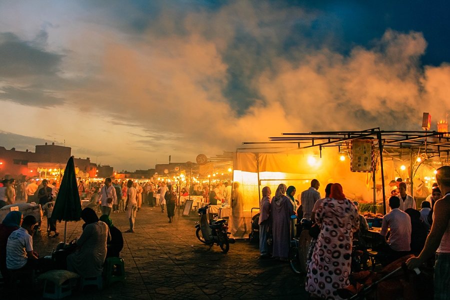 Where to find the best food in Marrakech