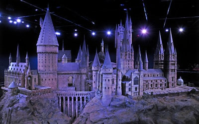 Hoovering Hogwarts (The Making of Harry Potter)