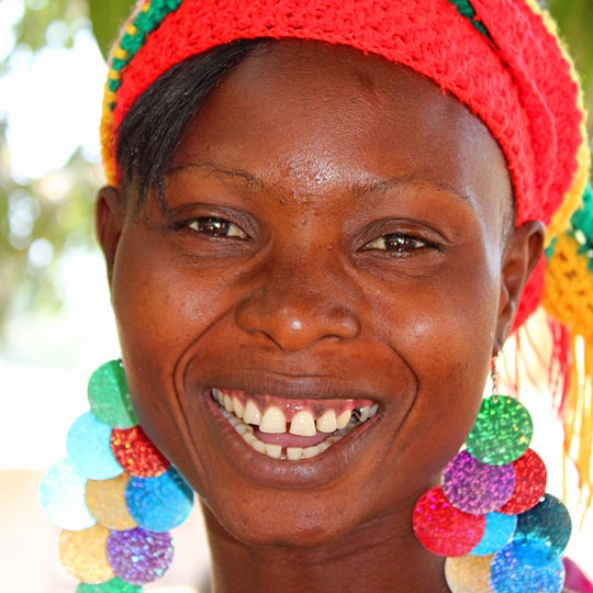 Gambian smile