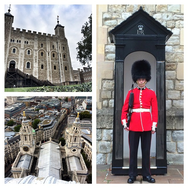 Thank you @City_Wonders for an absolutely great day on your Tower of London & St Paul's tour. Really enjoyed it