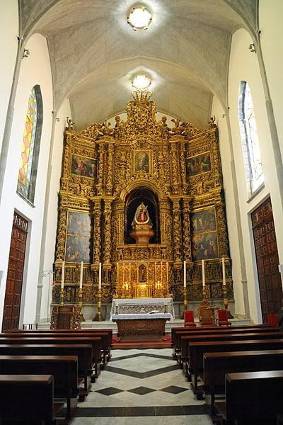 Santa Iglesia Cathedral, San Cristobál de La Laguna
