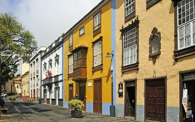 La Laguna, another time, another place