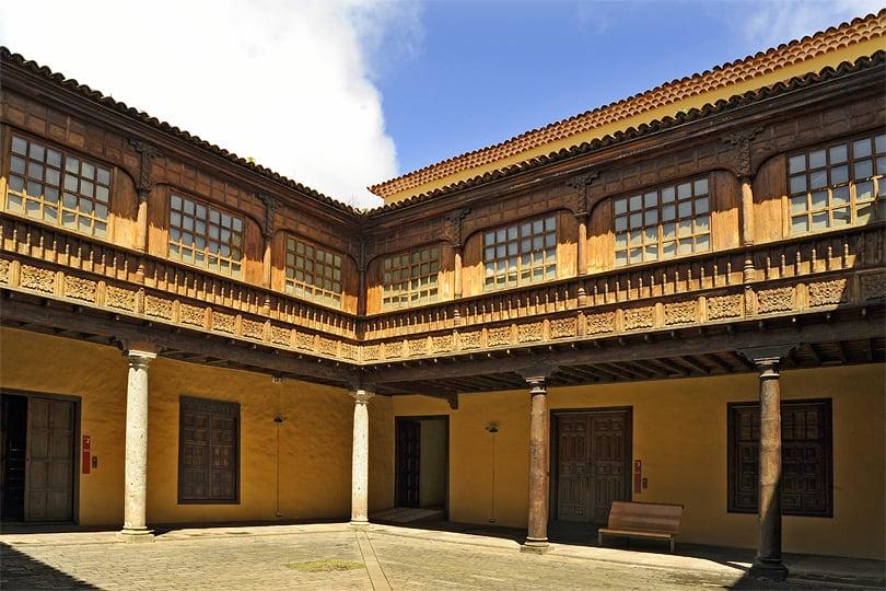 San Cristobál de La Laguna, Tenerife, MHA Museum