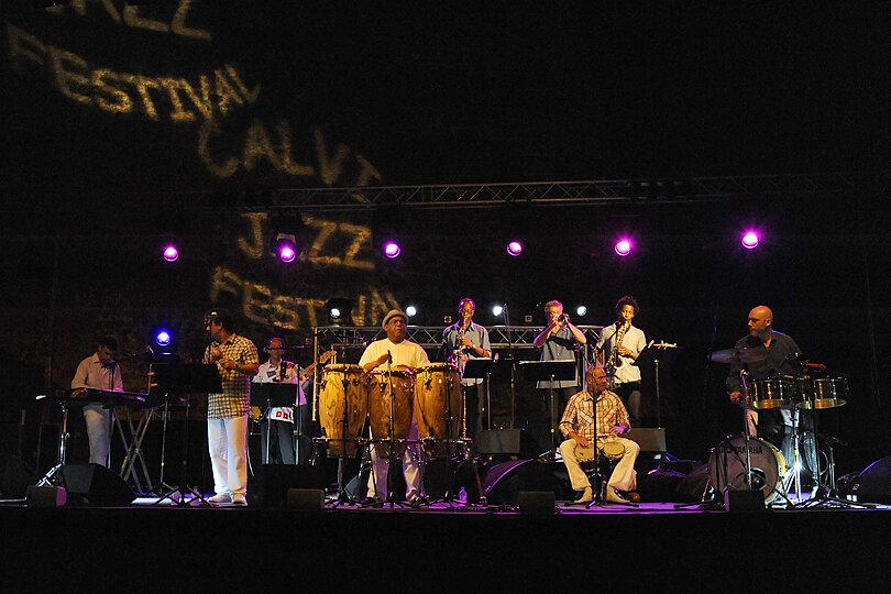 Orlando Poleo at Calvi Jazz Festival