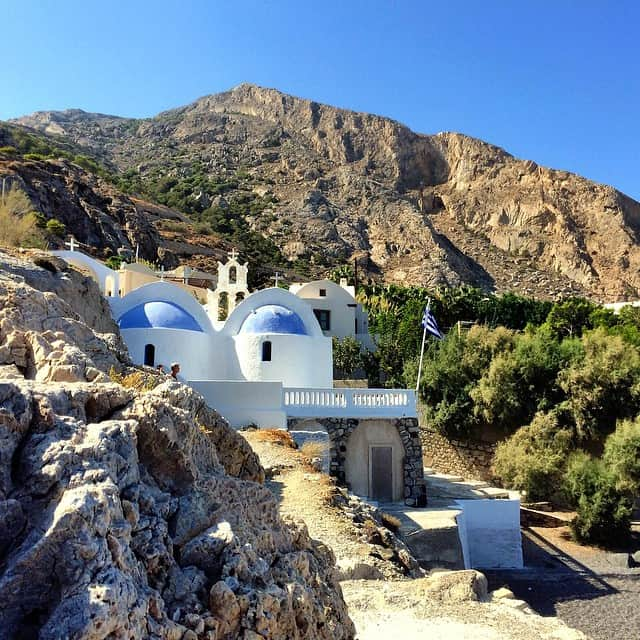 Kamari, Things to see on Santorini, Greece