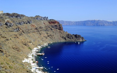 Hiking Santorini 1: Volcanoes, cave houses and the lost city of Atlantis