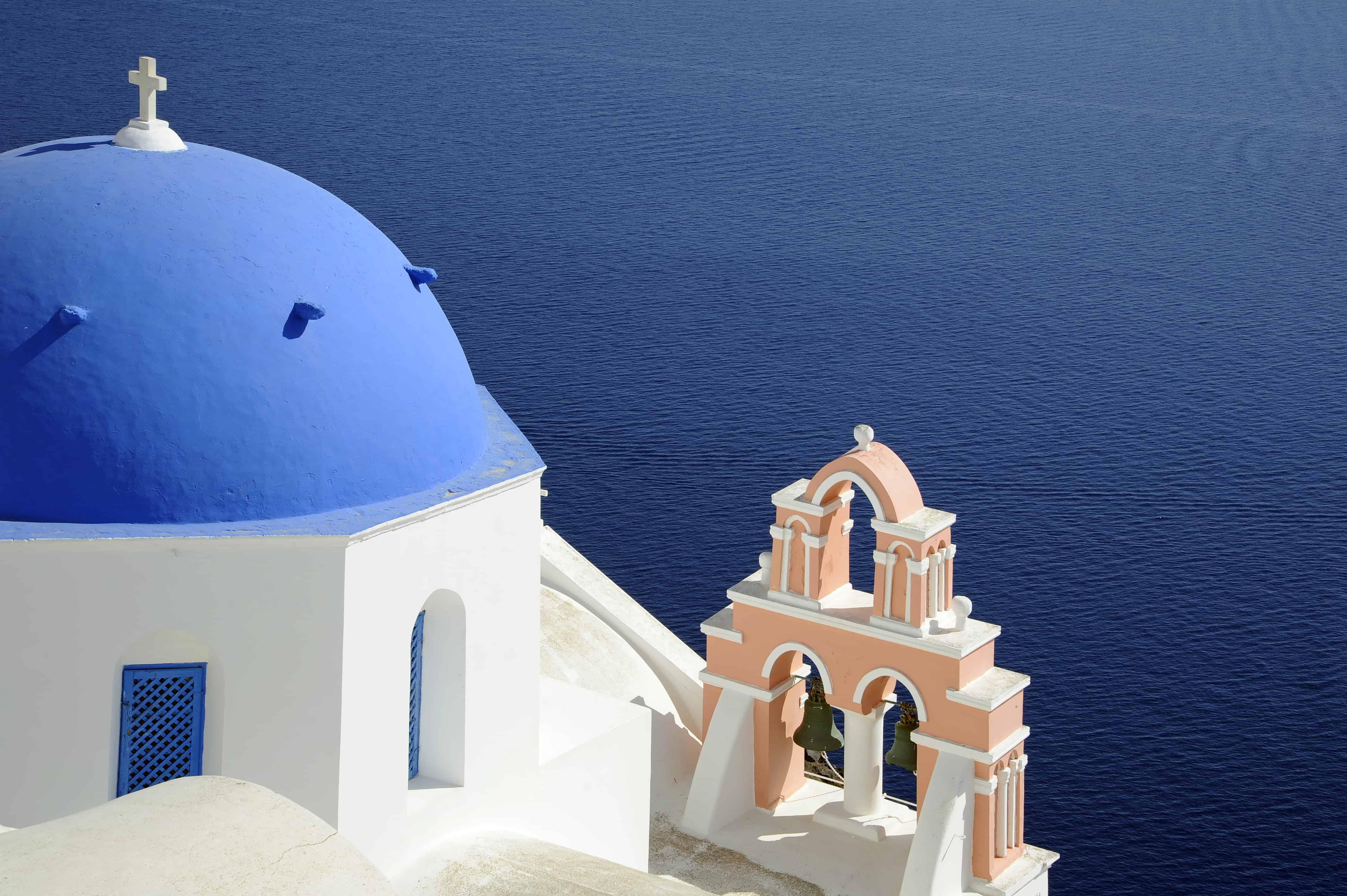 iconic Santorini, Oia
