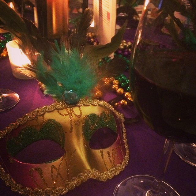 Thanks @TravWriters & @louisianatravel  for a really great night at The Savoy. #BGTWdinner14