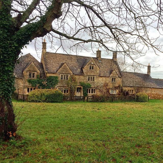 Exploring Cotswold villages on the Secret Cottage tour #England