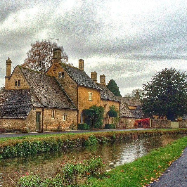 Lower Slaughter #Cotswolds #England