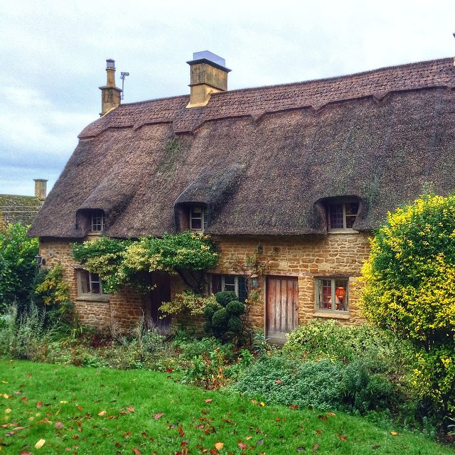 I've found the Secret Cottage! #cotswolds #England #cottages