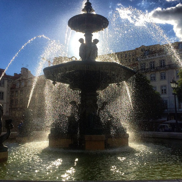 Glorious day in #Lisbon #Portugal #travel @inspirahotels