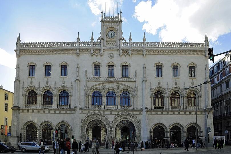 Lisbon Railway Station