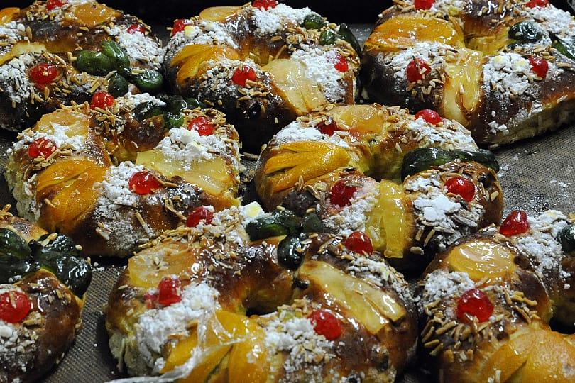 Bolo Rei (Portuguese King Cake)