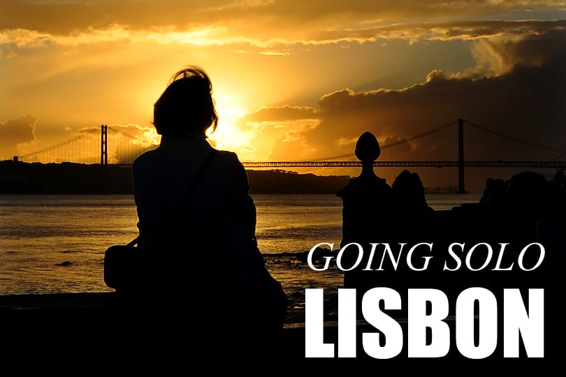 Going Solo in Lisbon, travelling alone in Lisbon