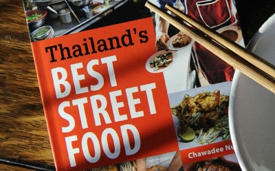Thailand's Best Street Food, a very tasty new book