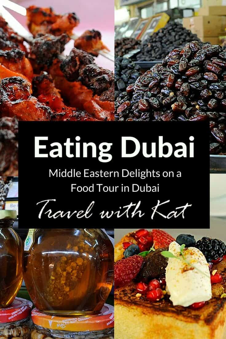 Join me on a delicious food tour of #Dubai #UAE #foodanddrink