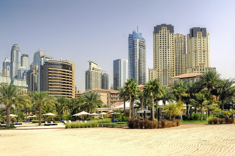 Ritz-Carlton Hotel, The Ritz-Carlton, Dubai Jumeirah Beach, Dubai