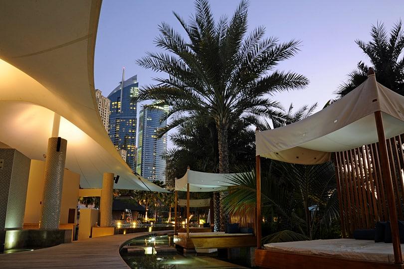 La Baie Lounge, Ritz-Carlton, Dubai