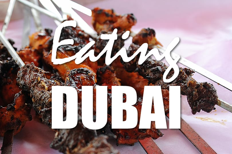 Dubai food tour