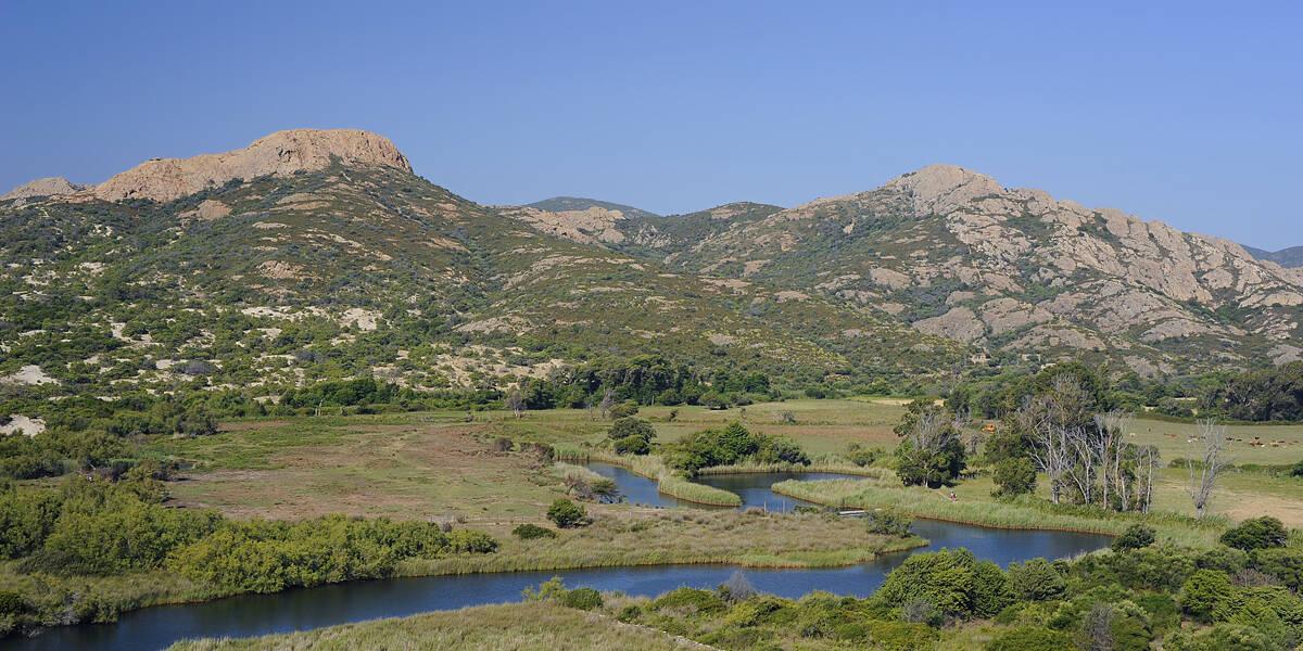 La Balagne, Corsica, Mediterranean Europe