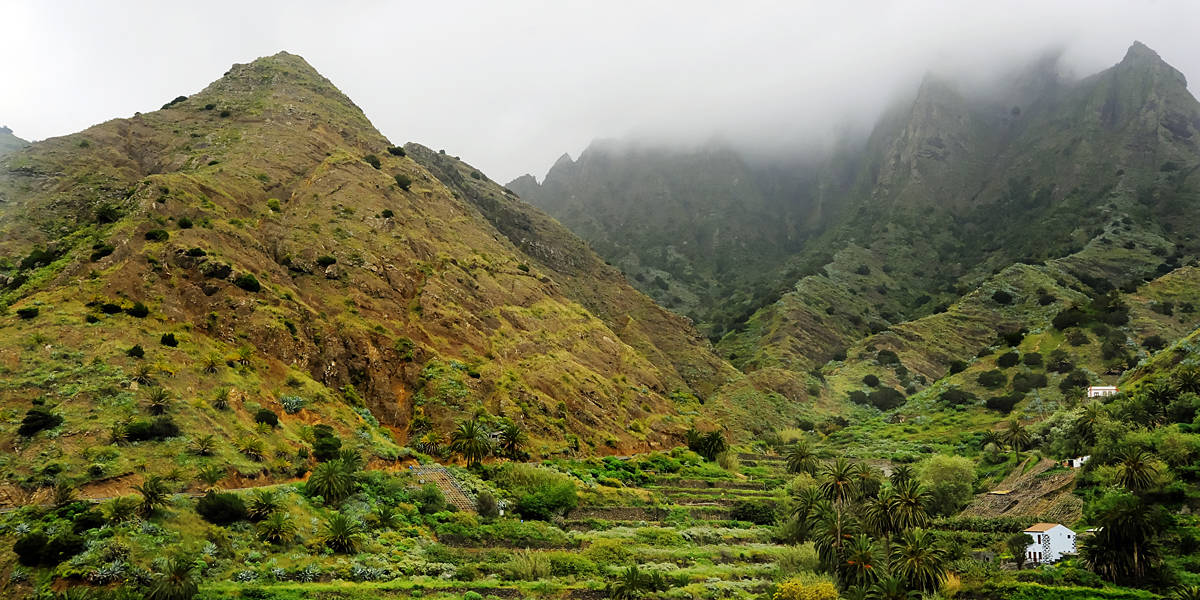 La Gomera, The Canary Islands