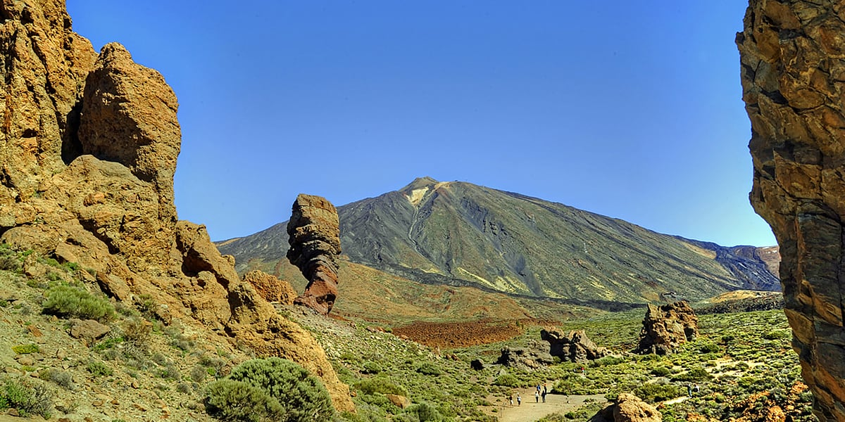 Teide National Park, Tenerife, The Canary Islands