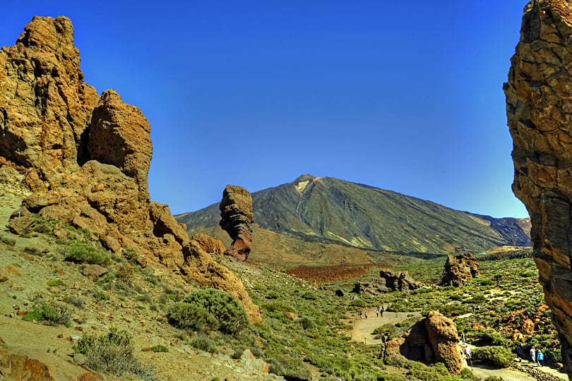 Explore the Elements - Earth - Teide National Park, Tenerife