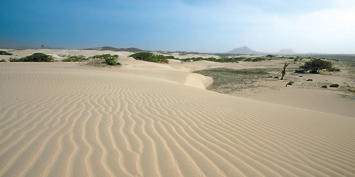 Viana Desert, Boa Vista, Cape Verde Islands
