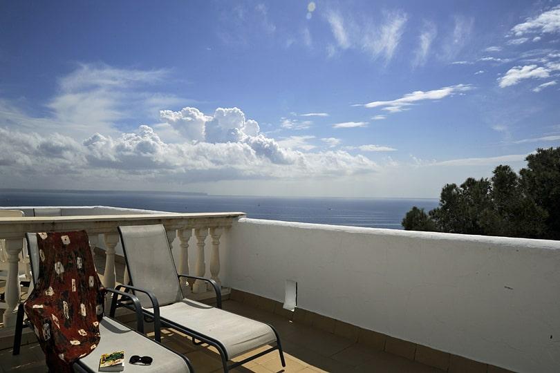 Hotel Bon Sol, near Palma, Mallorca
