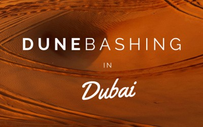 Video: Dune Bashing Desert Safari, Dubai
