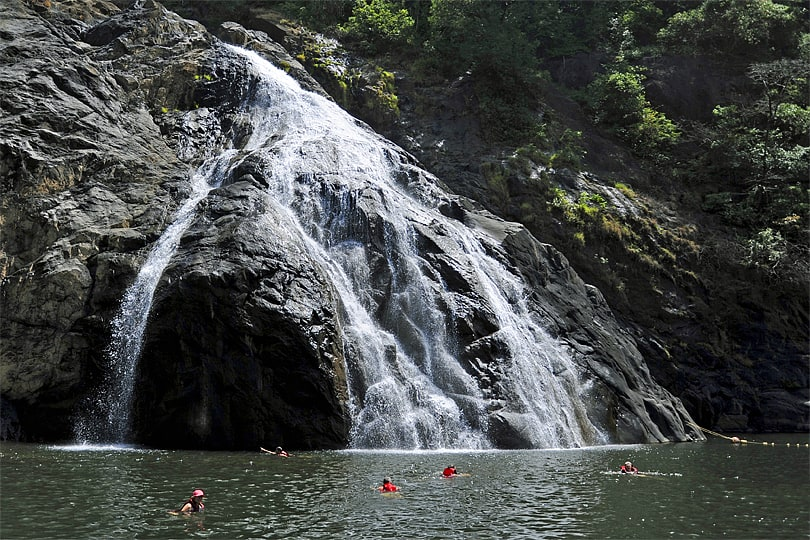 Waterfalls in Goa, Dudhsagar Falls