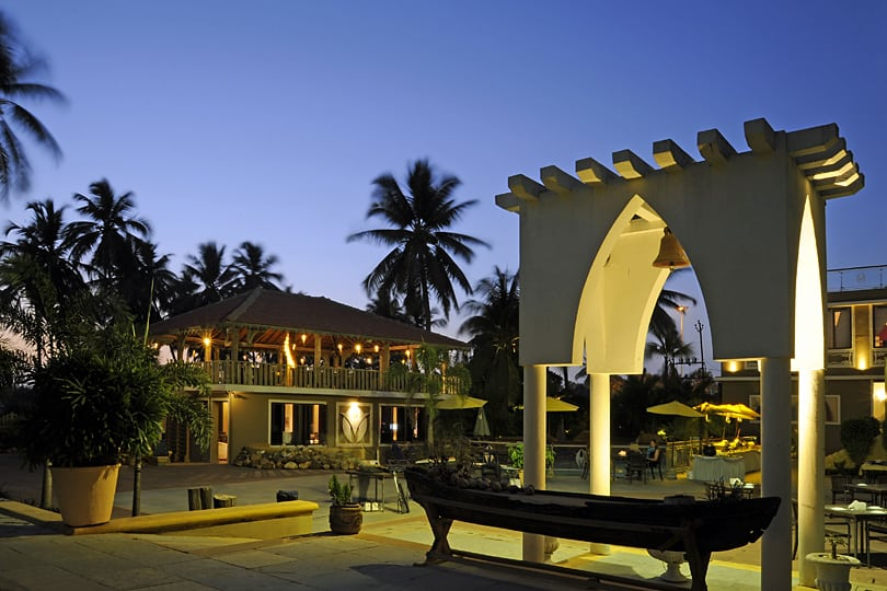 Acacia Palms Restort, Colva, Goa, India