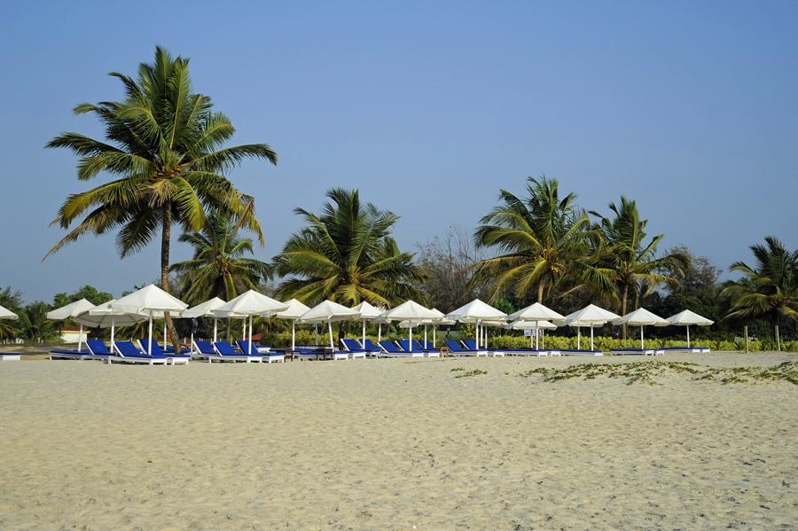 Holiday Inn Resort Goa, Mobor Beach, Goa