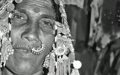 Portraits from Goa, Colour versus Black and White