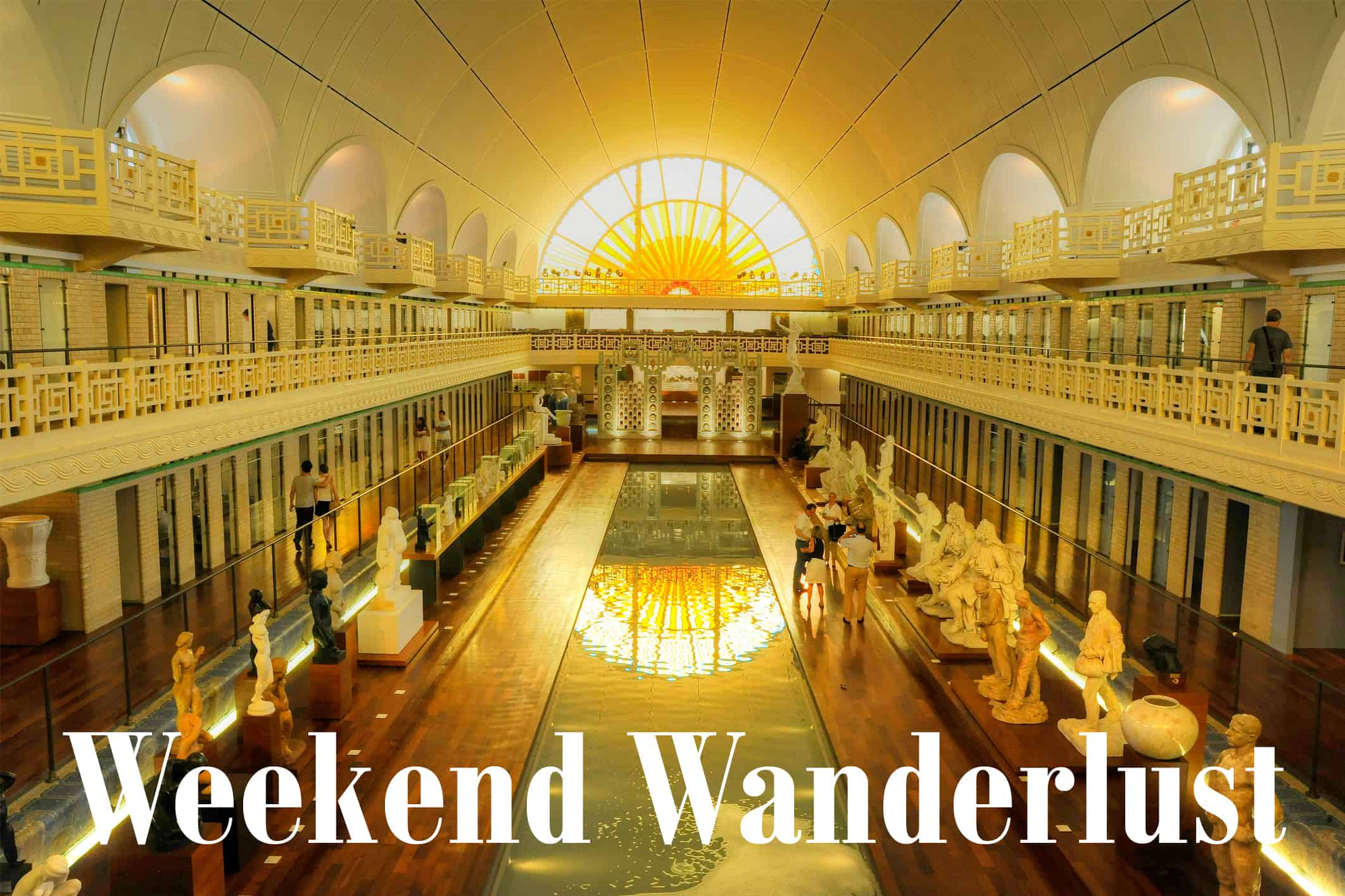 Weekend Wanderlust with Travel With Kat