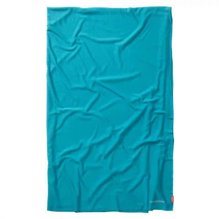 Beach sarong with UV protection and insect repellent