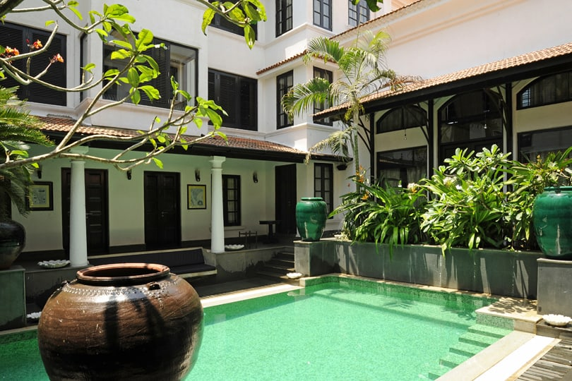 Sol de Goa, one of the best hotels in GOa
