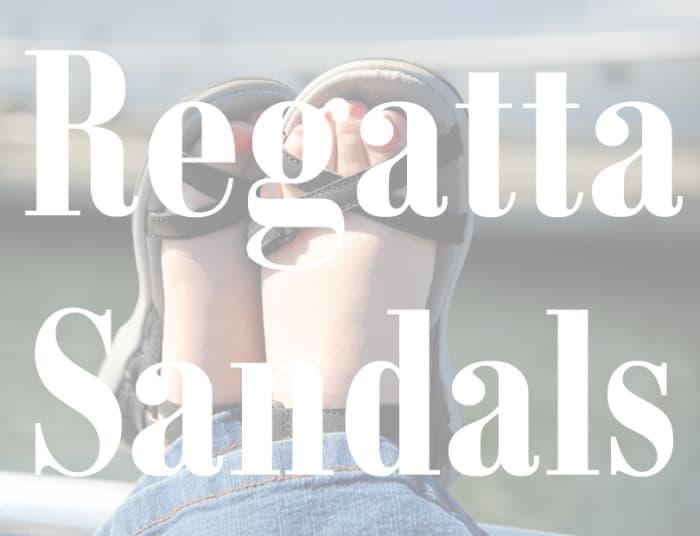 Regatta Ladies' Sandals