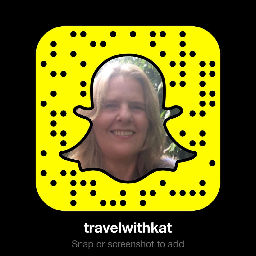 Travel With Kat on Snapchat
