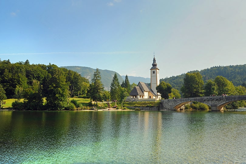 Top Ten Reasons to visit Lake Bled and Lake Bohinj in Slovenia