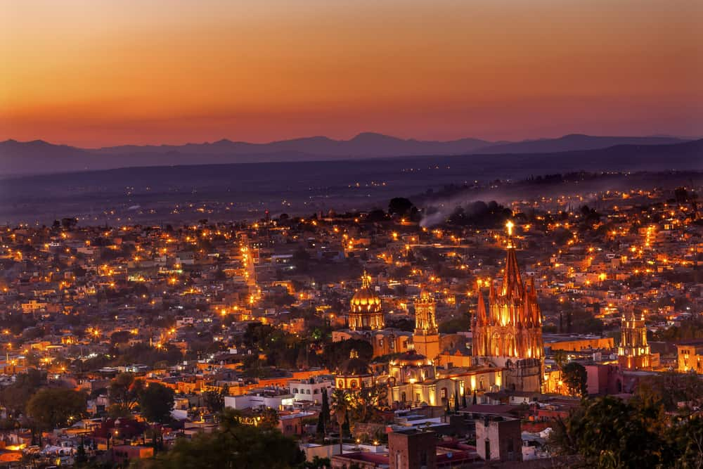 Getting off the beaten track in Mexico: San Miguel de Allende, Mexico