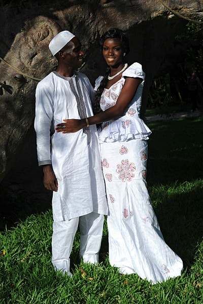 West African Wedding, Kombo Hotel, Kotu, The Gambia