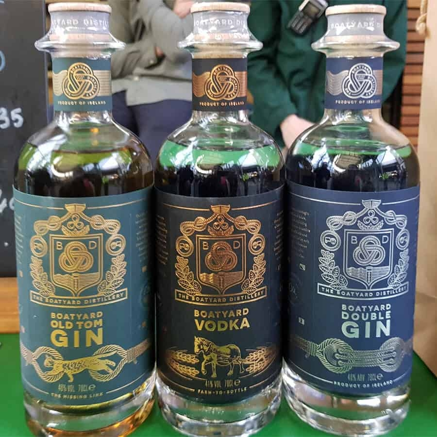 Boatyard Gins from Northern Ireland