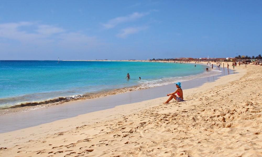 Memorable Beaches - Santa Maria, Sal, Cape Verde