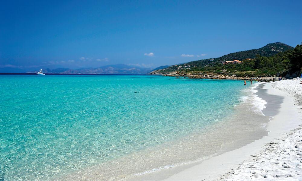 Memorable Beaches - L'Ile Rousse, Corsica