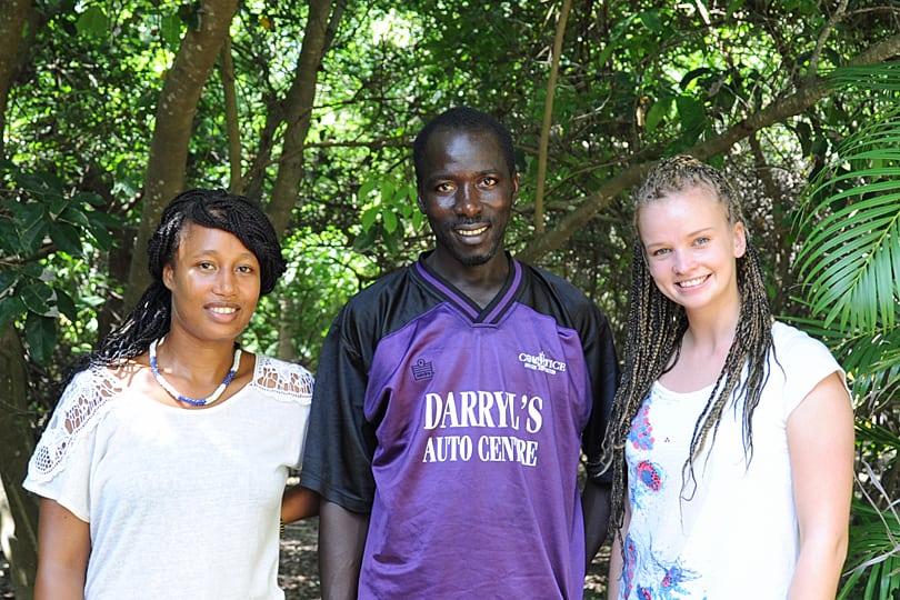 Eneida, Kabiro and Brigita