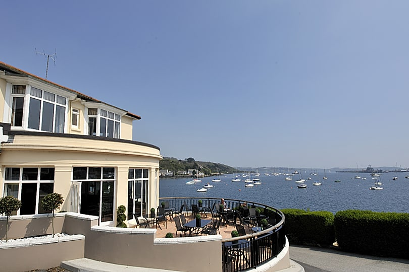 4 star - Greenbank Hotel, Flamouth, Cornwall, England. the oldest and one of the best hotels in Falmouth