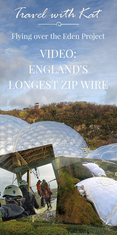 Video: England's Longest Zip Wire